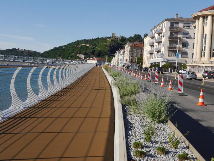 Inauguration : vous pouvez désormais emprunter le premier tronçon de la voie verte…
