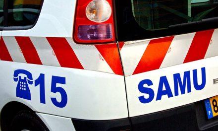 Très violente collision entre deux voitures hier sur la N7, à Roussillon: cinq blessés