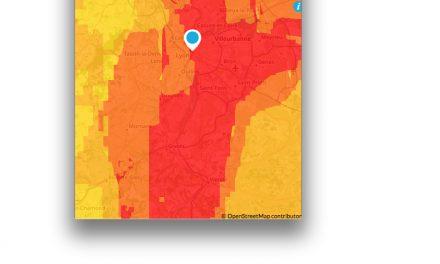 Une pollution de l'air partie pour durer: niveau d'alerte activé à Lyon et dans le Nord-Isère