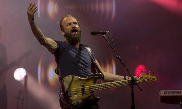Sting, l'ex-chanteur de Police, ce soir à guichets fermés au théâtre antique de Vienne
