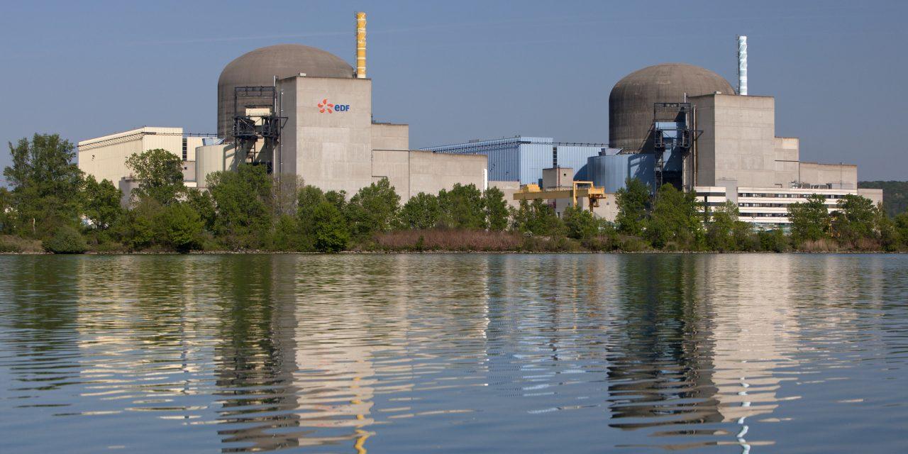 EDF : la canicule affecte la production des réacteurs nucléaires de St-Alban et du Bugey