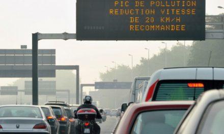 Moins 20 km/h: vitesse réduite dans  le Nord-Isère pour cause de pollution à l'ozone