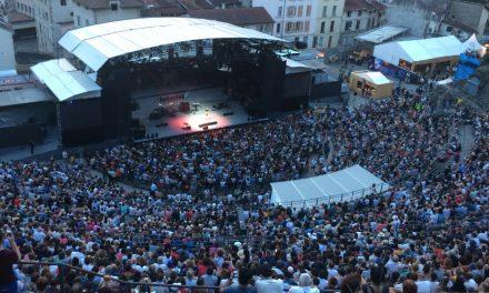 Concert de Sting et Shaggy à guichets fermés au théâtre antique: un vent joyeux et chaud…