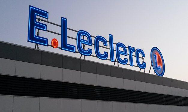 Jusqu'à -16 %: les centres Leclerc vont vendre de l'électricité discount à la rentrée!