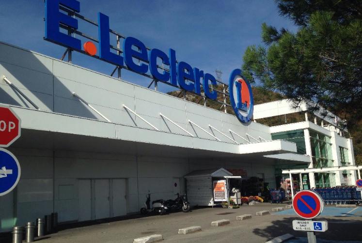 A partir du 8 juillet: le centre Leclerc de Vienne ouvert désormais tous les dimanches matins