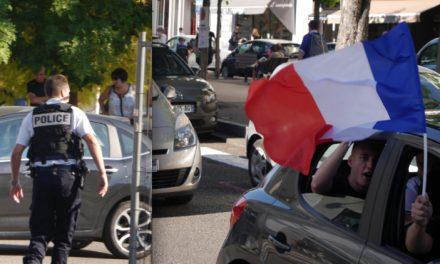 France/Argentine: la victoire des Bleus échauffe (un peu) les esprits dans le centre de Vienne