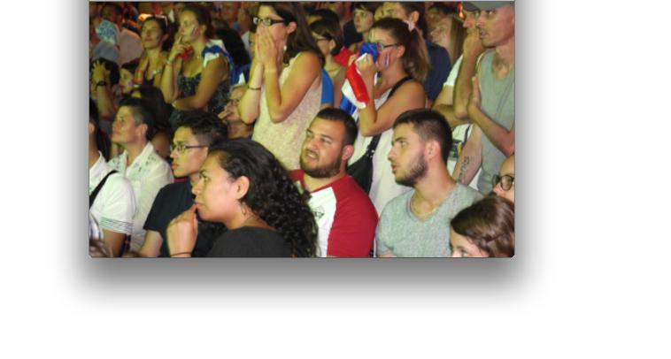 Mondial: le théâtre antique de Vienne transformé en «fan zone» le dimanche 15 juillet!