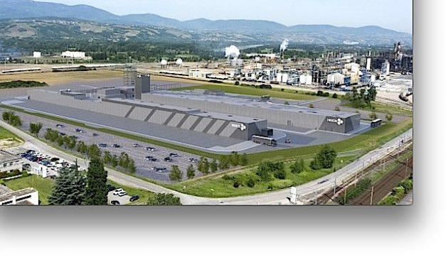 120 emplois à la clef: l'usine Hexcel de Roussillon sera inaugurée le 2 octobre