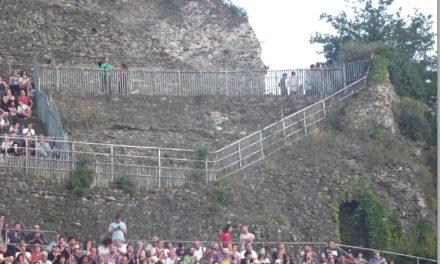 Le théâtre antique de Viennebénéficiera l'année prochaine de 500 places supplémentaires…