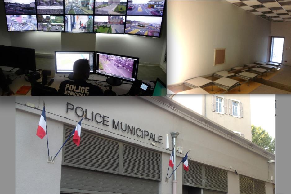 Doté de seize écrans: le Centre de Supervision Urbain de Vienne opérationnel début 2019