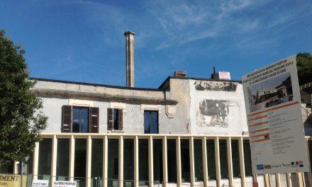 Du fait de l'incendie dont il a été victime, le futur musée textile ouvrira finalement en 2019