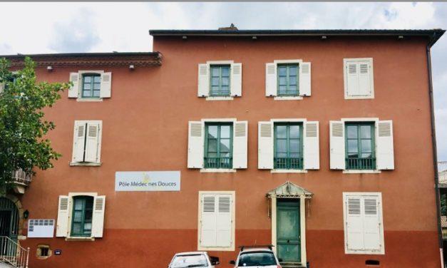 Il sera le plus grand de France: création d'un «pôle médecine douce» à Condrieu