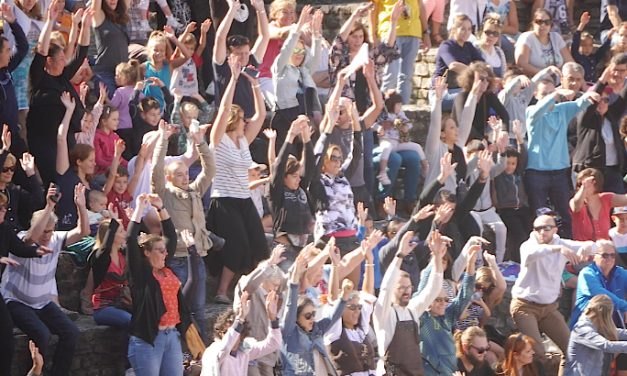 Affluence à la 7ème édition de la Fête historique: plus de 25 000 personnes à Vienne