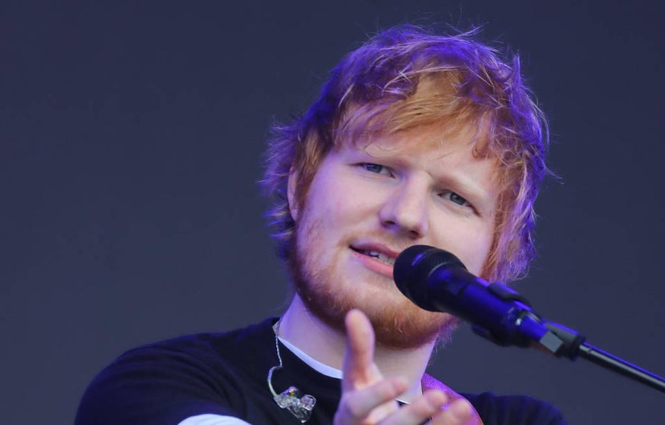 En concert au grand stade de l'OL le 24 mai: ouverture de la réservation pour Ed Sheeran