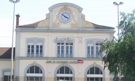 La gare de Bourgoin-Jallieu pourrait être profondément transformée…d'ici 2030