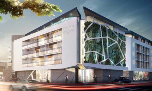 Un nouveau permis de construire nécessaire: le projet d'hôtel 3 * à l'Espace St-Germain encore repoussé!