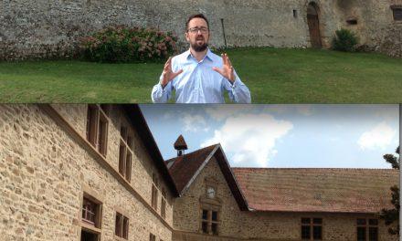 2 millions d'euros investis: salle de séminaire, chambres d'hôtes et gîte annoncés au château de Septème