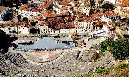 Les travaux ont débuté : bientôt 500 places supplémentaires au théâtre antique de Vienne