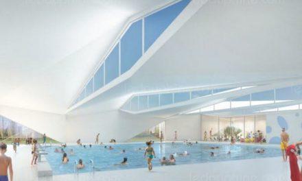 Une piscine à énergie positive d'ici 2021 à Bourgoin-Jallieu
