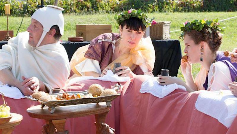 Il a lieu cette année sur le site du musée de St-Romain-en-Gal: le «pique-nique des gourmets», c'est demain…