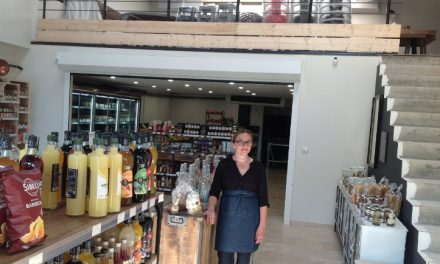 L'Espace Saint-Germain à Vienne a désormais son épicerie: de 270 m² et on peut aussi y manger…