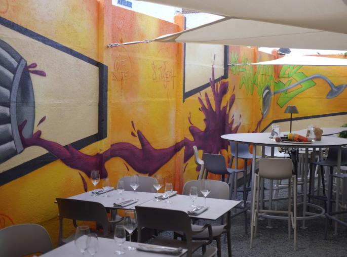 Créé par le restaurant «Saveurs du Marché»: un nouveau bar à vin voit le jour à Vienne