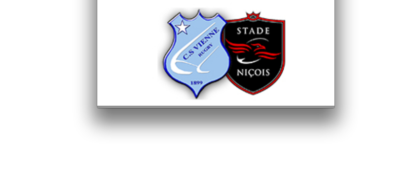 Rugby: pour leur premier match de championnat, les Viennois défaits à Nice