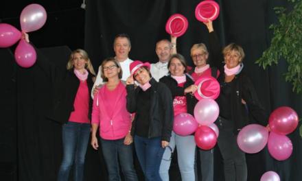 Marche solidaire dimanche, mairie et théâtre antique en rose : Vienne mobilise contre le cancer du sein
