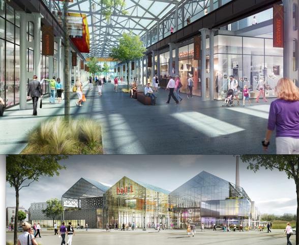 Un pôle de commerces et de loisirs avec six salles de cinéma ouvre à Saint-Chamond