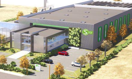 Salaise-sur-Sanne: une usine de 8 700  m² pour élever des …mouches et en extraire la molécule du futur!