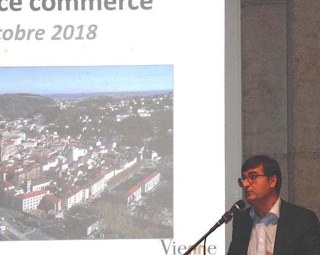 Usant du levier immobilier: Thierry Kovacs se fixe comme objectif d'augmenter de 10 % la population viennoise