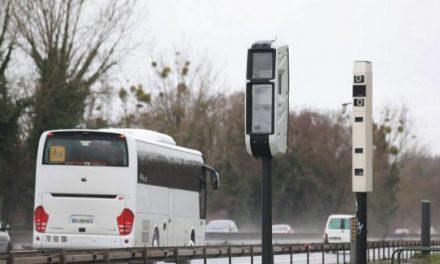 Testés près de Lyon, les radars «tourelles» surpuissants arrivent: capables de flasher 32 voitures!