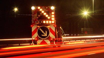 Du lundi 8 au jeudi 11 octobre: l'A 7 coupée  tous les soirs pendant quatre jours pour travaux