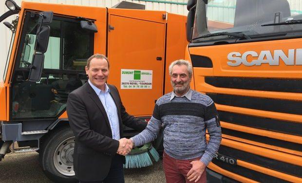 Plus de 100 salariés désormais: la PME viennoise Réguillon s'agrandit encore en acquérant Dumont Clean Service