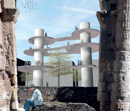 Urbanisme: quand des étudiants imaginent le marché de Vienne du futur…