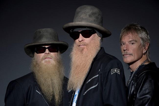Le groupe texan » ZZ Top » en concert le 23 juin près de Lyon dans le cadre du Printemps de Pérouges