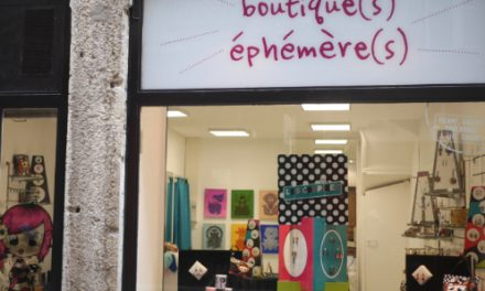 Un nouveau magasin a ouvert ses portes rue Marchande à Vienne: une boutique «éphémère», destinée à perdurer…