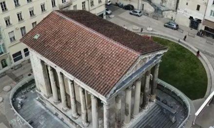 Vienne vu du ciel par Actua drone