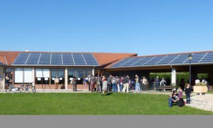 Envie d'investir dans le  photovoltaïque? Une «Centrale Villageoise» créée sur 33 communes, à et autour de Vienne…