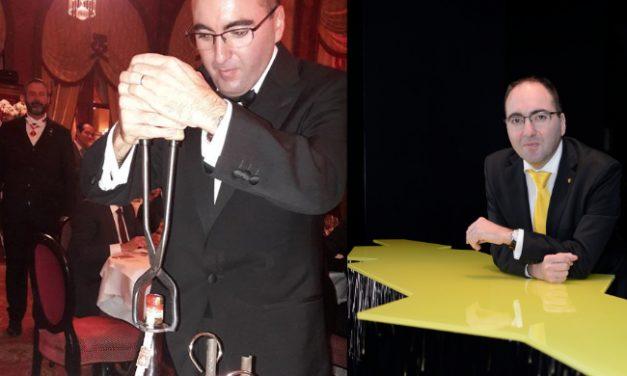 La Pyramide à Vienne compte un nouveau Meilleur Ouvrier de France (MOF): Michaël Bouvier