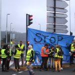 «Gilets jaunes» dans le Rhône: le point de la situation à la mi-journée