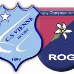 Rugby: les Viennois s'offrent  dans la douleur à Grasse leur 2ème victoire d'affilée