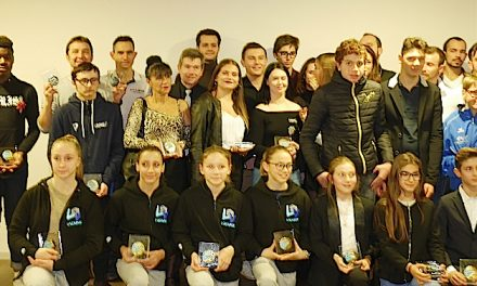 Vienne, pépinière de champions: 59 Viennois(e)s reçoivent les trophées de l'Excellence sportive