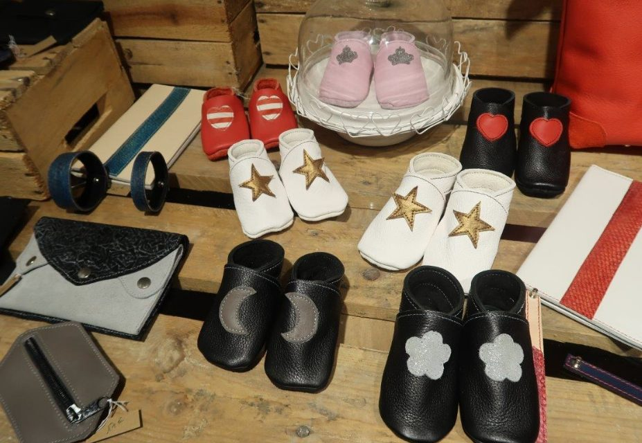 Créée par une commerçante de 22 ans: la première «boutique test» de Vienne, dédiée à la maroquinerie, inaugurée