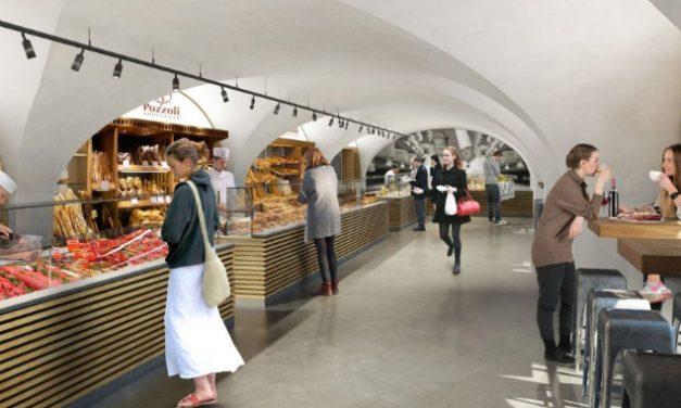 Les nouvelles «Halles du Grand Hôtel-Dieu» ouvrent leurs portes mercredi 19 décembre à Lyon