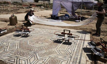 La «Petite Pompéi» de Sainte-Colombe, prix de la découverte archéologique 2018