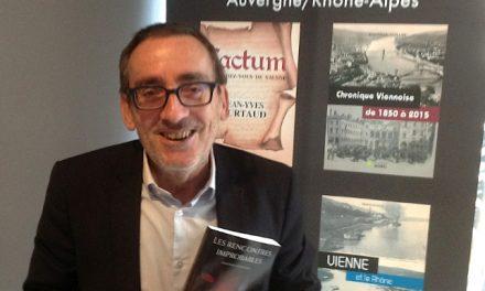 Un nouvel ouvrage vient de paraître: les histoires viennoises de Jean-Yves Curtaud