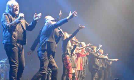 «Star 80», la troupe de stars françaises des eighties finira sa tournée le 1er juin au Groupama Stadium