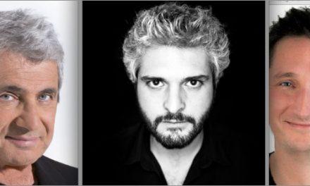 Le drôle de trio de choc du Festival d'humour 2019: Boujenah, Barré et Sellig