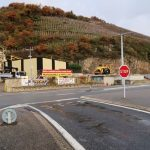 Le carrefour très accidentogène à la sortie du barrage de Reventin sur la RN 386  va bénéficier de feux tricolores